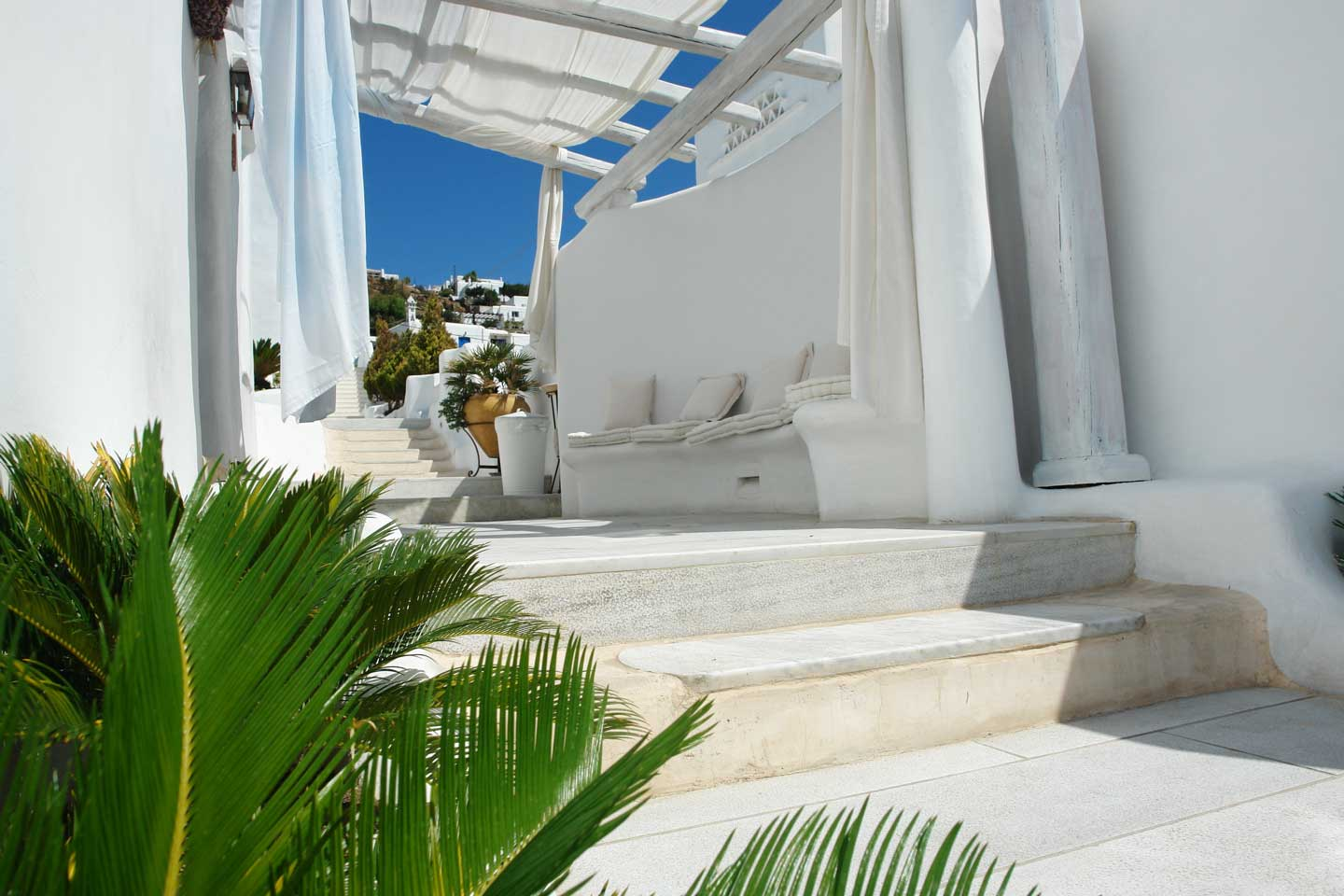 Best luxury and boutique hotels in mykonos for Best boutique hotels europe