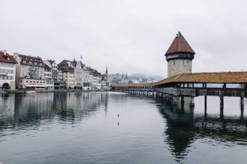 where to stay in Lucerne