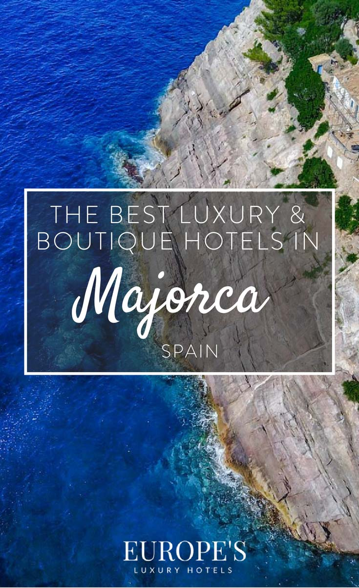 Majorca Spain | Looking for romantic getaways to Majorca Spain? Here are a few of our top picks on the best luxurious and boutique hotels in Majorca.
