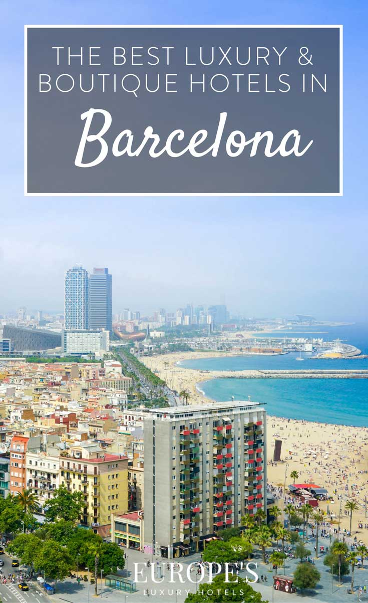 Barcelona Spain | Looking for tips on where to stay in Barcelona Spain? Here are our top picks for the best luxury and boutique hotels to help make your stay more enjoyable