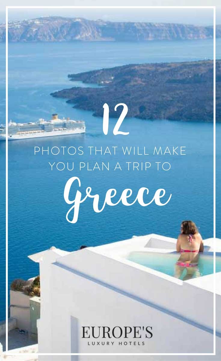 Greece Travel | Planning a trip to Greece? Check out these photos of Greece that will convince you to pack your bags and head to this magical place.