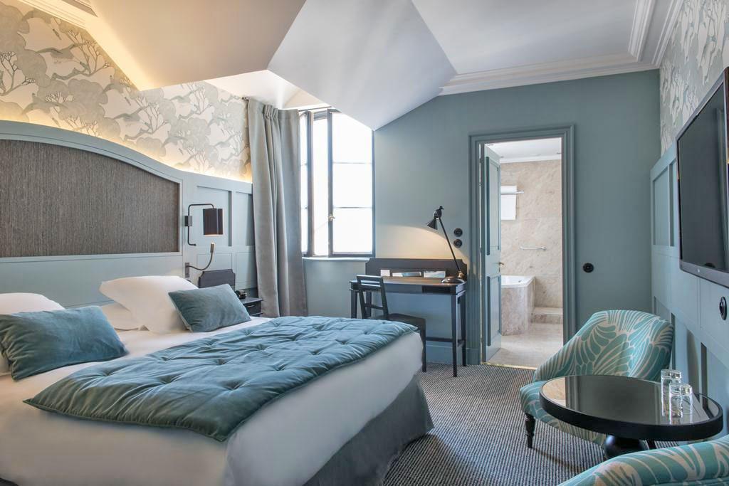 Hotel-D'Aubusson hotel paris