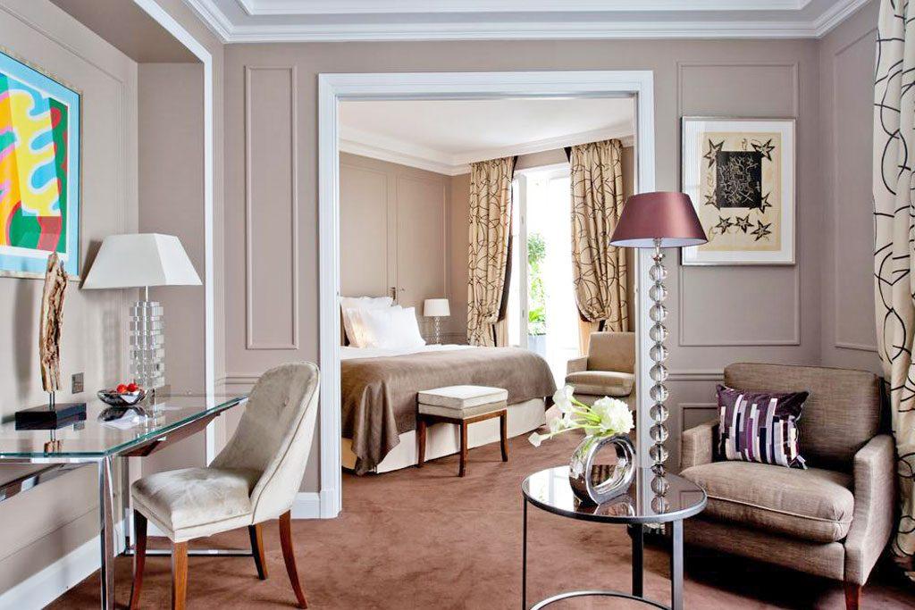 Le-Burgemdy hotel paris