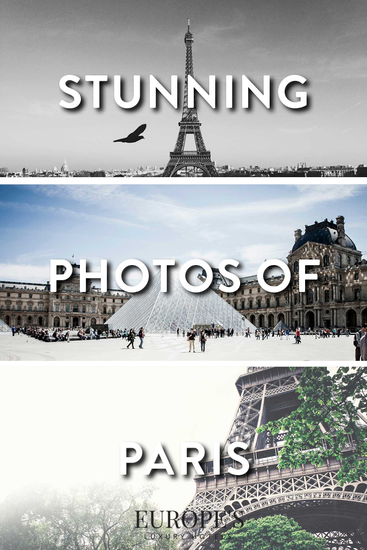 Paris France | Looking for travel inspiration? Check out these stunning photos of Paris, France, one of our favorite places on earth.
