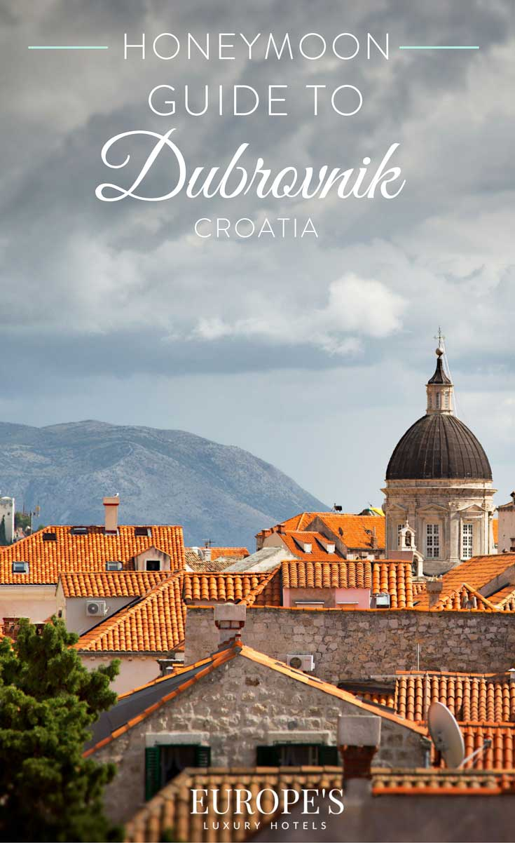 Dubrovnik Croatia | Planning a trip to Croatia with your loved one? Check out our luxury honeymoon guide which has information on where to stay, what to do, the best places to eat. Dubrovnik is slowly becoming a famous spot for honeymoon goers due to the amount of things to do