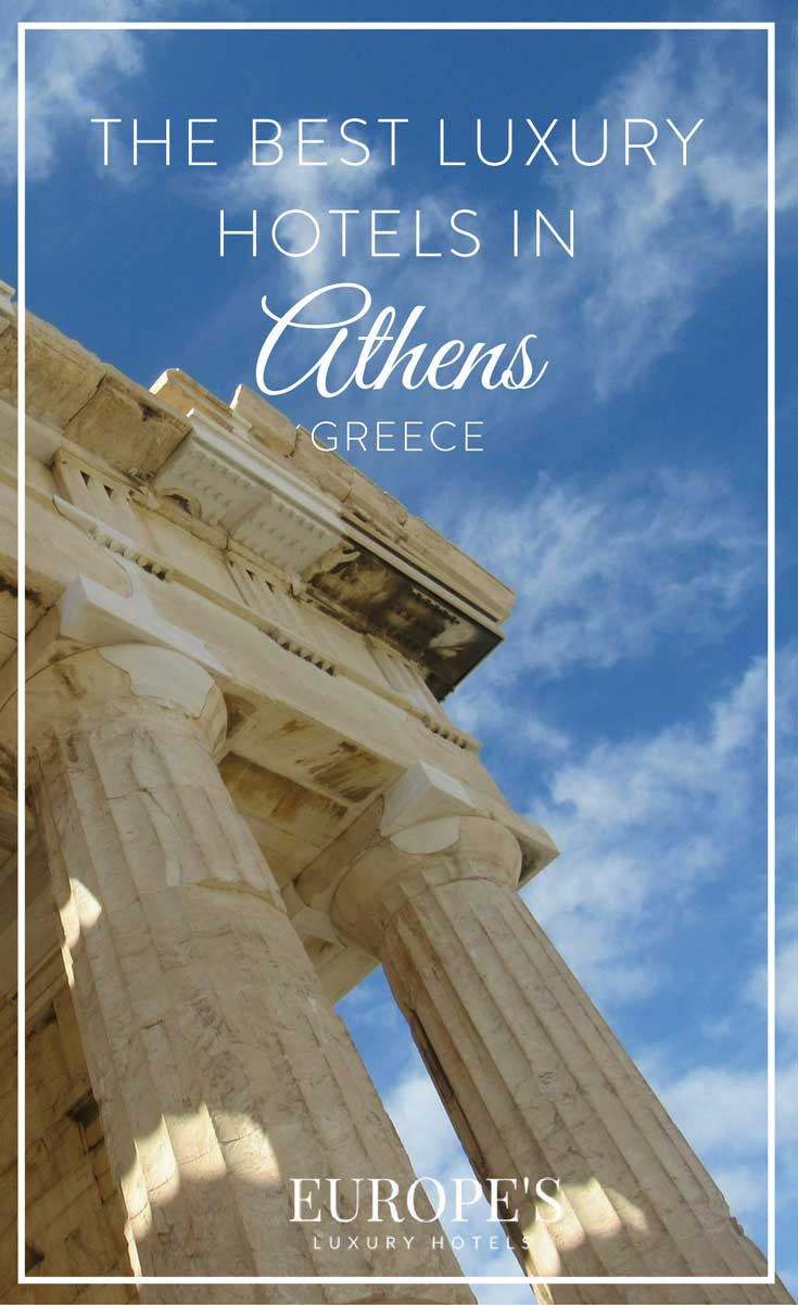Athens Greece | Planning a trip to Greece? Take a look at our top picks for the best hotels in Athens