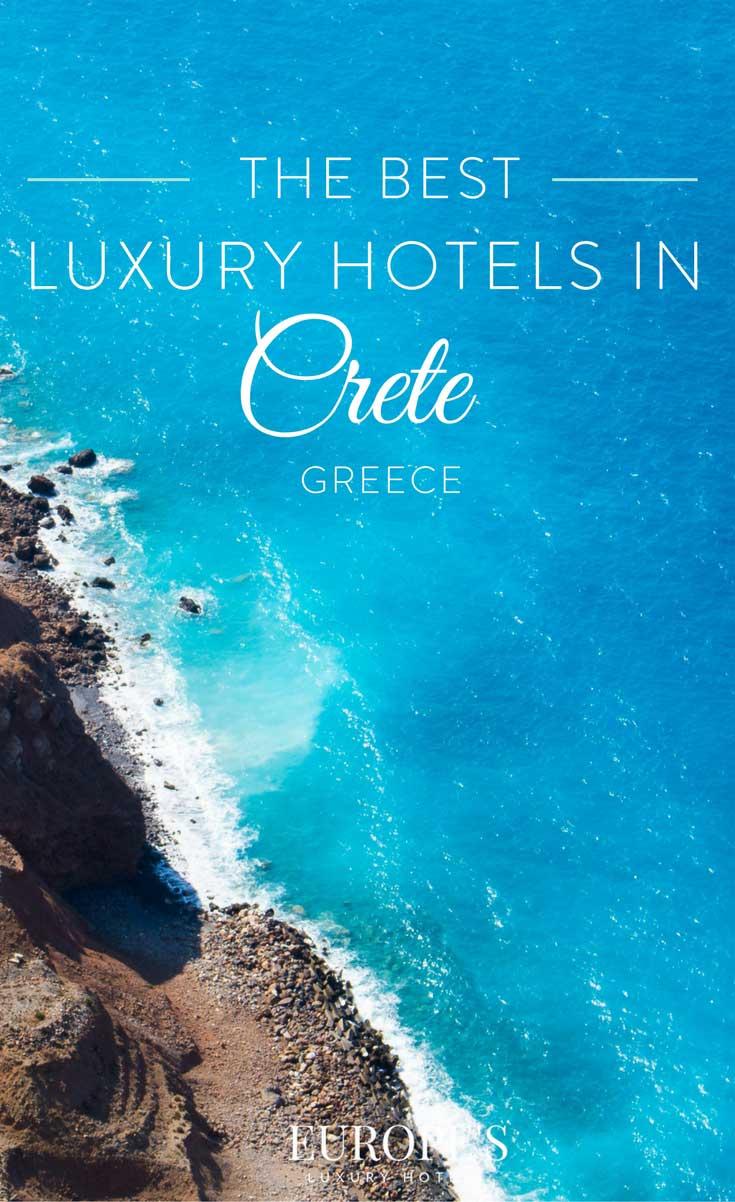 best hotels in crete