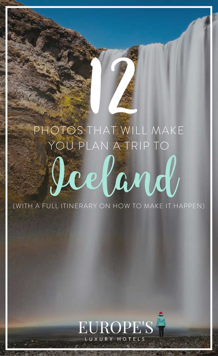 Iceland | Looking for photos to inspire and help you plan a trip to Iceland? Take a look at these images of this stunning country.