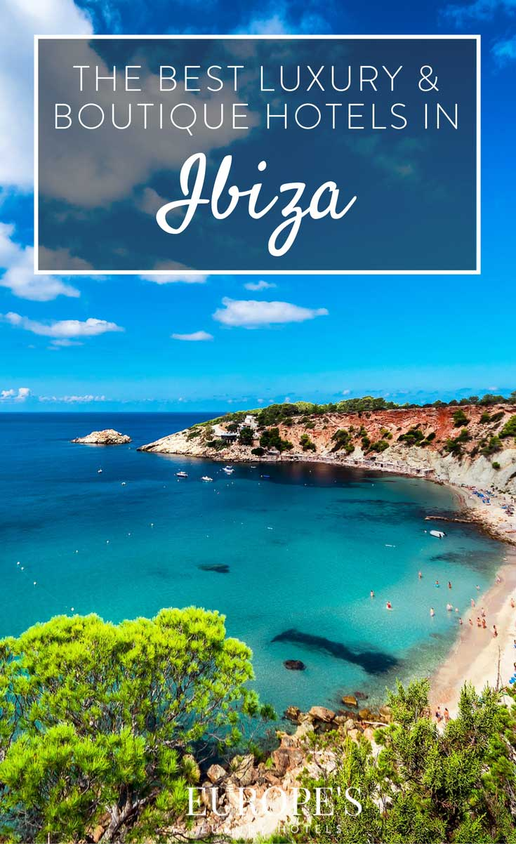 Ibiza Spain | Looking for the best places to stay in Spain? Take a look at some of out top picks for boutique hotels and luxury resorts in Ibiza